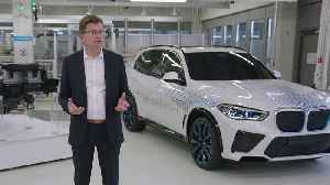 Hydrogen Fuel Cell Technology at the BMW Group - Klaus Fröhlich [Video]