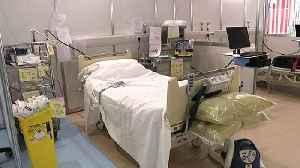 NHS Nightingale Director on hospital logistics [Video]