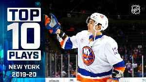 Top 10 Islanders Plays ... Thus Far [Video]
