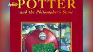 JK Rowling Makes 'Harry Potter' Book and Other Resources Free for April