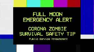 CORONA ZOMBIES movie - Buy lots of toilet paper -  Coronavirus  Pandemic survival safety tip [Video]
