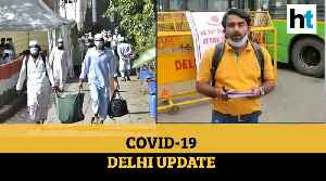 Coronavirus hotspot Nizamuddin Markaz emptied; FIR filed: Delhi update [Video]