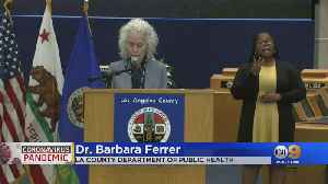 LA County Sees 548 Coronavirus Cases Tuesday, 10 New Deaths [Video]