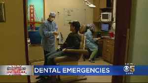 SF Dentists Court Risk Of COVID-19 Contamination To Treat Emergency Patients [Video]
