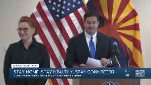 Questions and concerns about Governor Ducey's stay at home order go unanswered [Video]