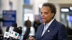Chicago Mayor Lori Lightfoot Questions National Stockpile Of Medical Supplies