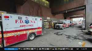 Coronavirus Update: Calls For Ambulances In NYC Breaks Record [Video]