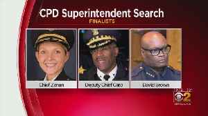 Source Says 3 Finalists In Place To Head Chicago Police Department [Video]