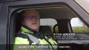 Jaguar Land Rover Deploy Global Fleet of Vehicles to Aid Covid-19 Crisis [Video]