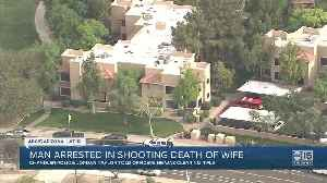 PD: Chandler man arrested for murder in alleged accidental shooting of wife