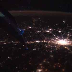 This stunning footage shows Europe and Asia from the view from the International Space Station [Video]