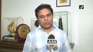 12 cured out of 70 positive COVID-19 cases in state Telangana Minister KT Rama Rao [Video]