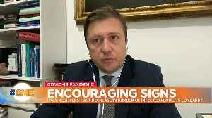 COVID-19 numbers 'stabilising' but more testing is needed: says Italian health ministry [Video]