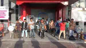 Indonesian detention centre allows release of 26 detainees due to coronavirus risk [Video]