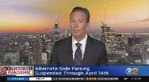 Alternate Side Parking Suspended 2 More Weeks [Video]