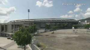Iconic Brazilian Stadiums Turn Into Field Hospitals for COVID-19 Patients [Video]