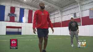 Former Allen Eagles Standout Grant Tisdale Staying Ready For SEC [Video]