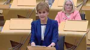 Sturgeon: Intensive care influx expected as coronavirus deaths in Scotland rise to 76 [Video]