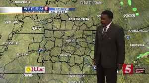 Lelan's morning forecast: Wednesday, April 1, 2020 [Video]