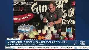 We're Open Arizona: Restaurants offering market items with food [Video]