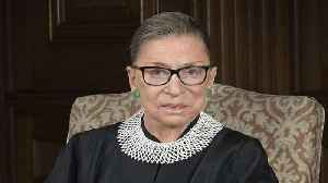 Coronavirus Can't Mess With 87-Year-Old Ruth Bader Ginsburg's Workout Routine [Video]