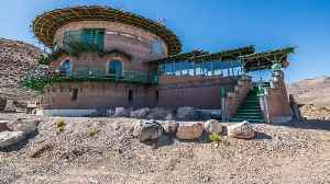 Incredible Modern-day Castle In Nevada Wilderness Marketed As Ideal Coronavirus Survival Property [Video]