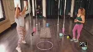 Aubrey Worek's Exercises To Get Your Kids Moving [Video]