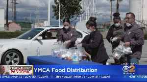 YMCA Pitching In To Help With Food, Blood Drives, Childcare [Video]