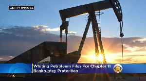 Whiting Petroleum Files For Chapter 11 Bankruptcy Protection [Video]