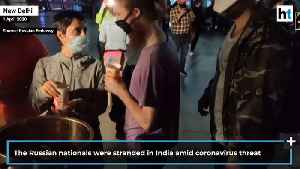COVID-19 | Over 400 Russian nationals flown out of India by special flight [Video]