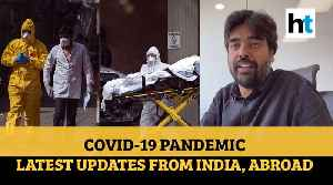 Covid-19: Spike in India cases likely due to Nizamuddin; major crisis in USA [Video]