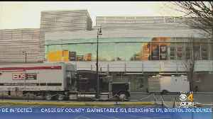 Crews Setting Up Field Hospital For Coronavirus Patients At Worcester's DCU Center [Video]