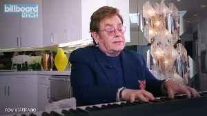 Elton John's Star-Studded Living Room Concert For America Raises Nearly $8 Million | Billboard News [Video]