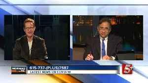 MorningLine: Latest News On COVID-19 P.3 [Video]