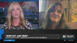 Maggie Baird Describes How Support And Feed Initative Works [Video]