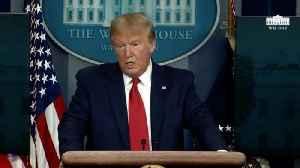 Trump Warns Iran Against 'Sneak Attack On U.S. Troops' [Video]