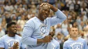 Skip Bayless: MJ winning college basketball GOAT bracket reminds us why he's better than LeBron [Video]