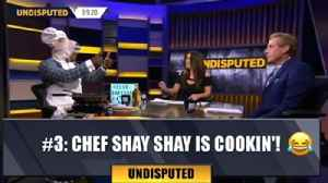 #3 Chef Shay Shay is Cookin'! | Top 10 Moments of the Year [Video]