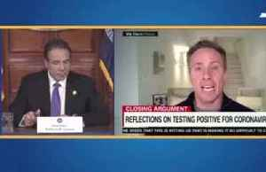 'It frightened me': Governor Cuomo on brother's coronavirus battle