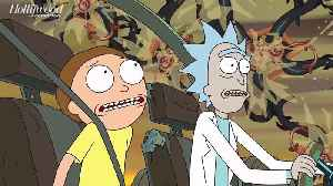 'Rick and Morty' Trailer for Season 4's Second Half Is Here | THR News [Video]