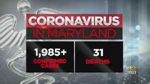 More Maryland Nursing Homes Reporting Coronavirus Cases [Video]