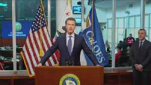 Gov. Newsom Gives Update On Coronavirus Response In California [Video]