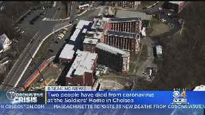 2 Dead From Coronavirus At Soldiers' Home In Chelsea [Video]