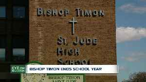 Bishop Timon ends school year due to pandemic [Video]