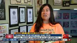 Makin' It in Kern County: Dancing for Fitness and Fun [Video]