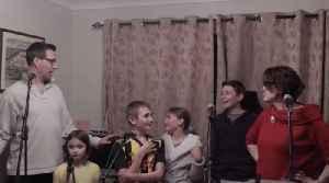 "Family creates quarantine spoof of ""Les Misérables"" song [Video]"
