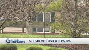 'Cluster' of COVID-19 cases discovered at Parma nursing home [Video]