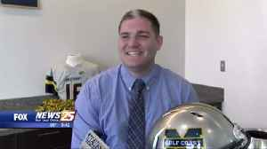 MGCCC's Steven Campbell wins AD of the Year [Video]