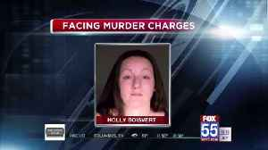 Wisconsin woman returns to Fort Wayne for murder charges [Video]