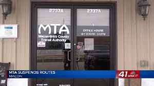 MTA undergoes more changes, suspends route [Video]